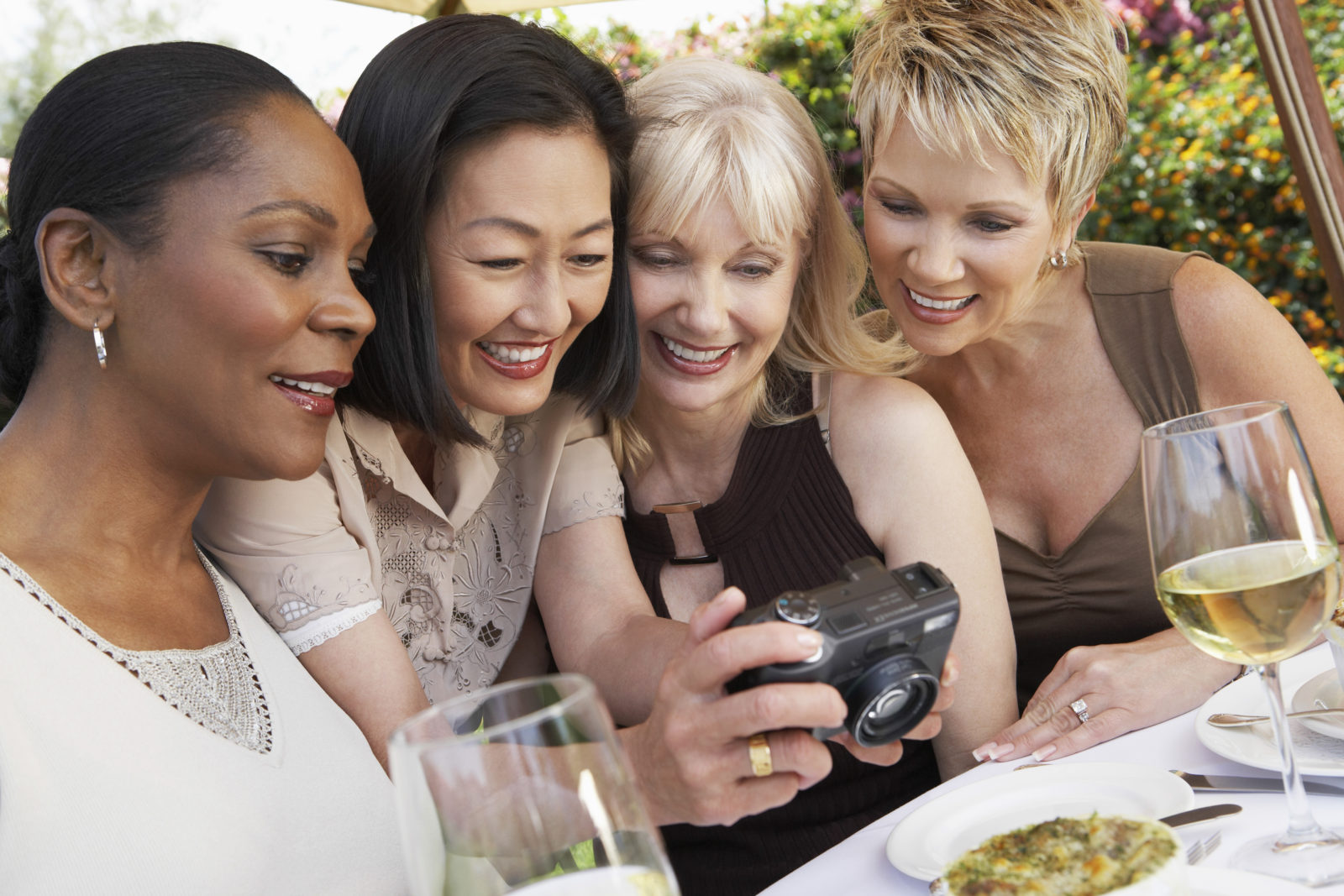 Women enjoying time together