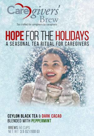 Hope for Holidays tea